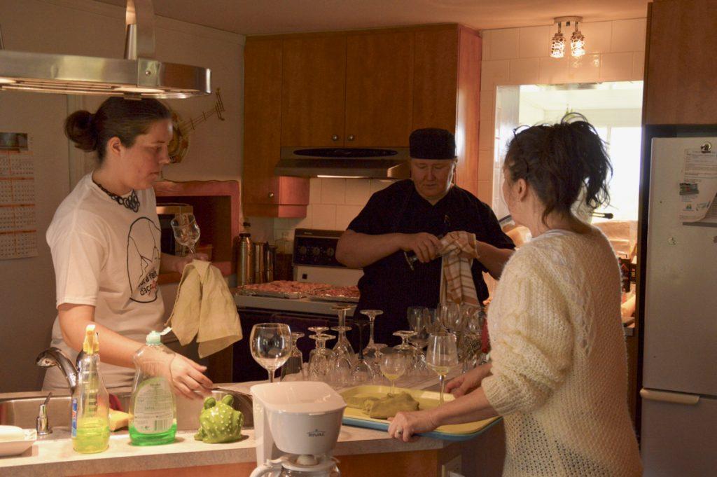 MERCI À Anne Rouge cuisinière-traiteur ET tous les bénévoles