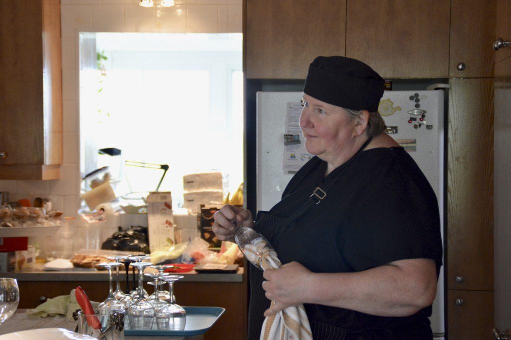 MERCI À Anne Rouge cuisinière-traiteur